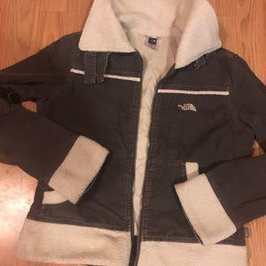 Vintage the North Face corduroy jacket